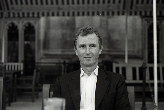 Nigel Evans MP | TheApiarist (with kind permission)